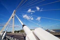 абстрактный мост зодчества самомоднейший Стоковое Изображение