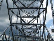 абстрактный мост Стоковая Фотография RF