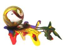 абстрактный мрамор Стоковое фото RF