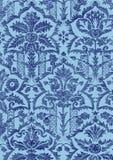 Абстрактный нарисованный вручную цветочный узор 22 Стоковые Изображения