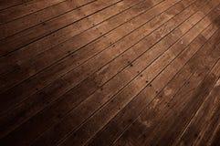 абстрактный настил предпосылки сделал древесину Стоковые Фотографии RF