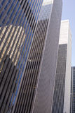 абстрактный небоскреб высокорослый Стоковое фото RF