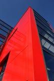 абстрактный небоскреб Стоковая Фотография