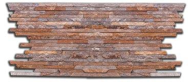 Абстрактный образец естественного камня на белой предпосылке Стоковое Изображение