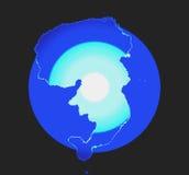 абстрактный логотип иконы экологичности собрания Стоковая Фотография