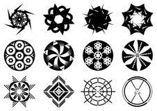 Абстрактный логотип прямоугольника для вас компания Стоковые Фото