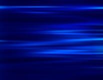 абстрактный океан ночи предпосылки Стоковая Фотография RF