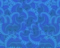 абстрактный океан Стоковые Фото