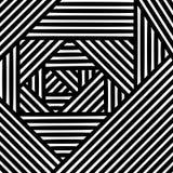 Абстрактный орнамент, геометрическая картина, отрезка дизайн вне, элемент оформления Стоковые Фото