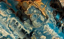 абстрактный орнамент фрактали Стоковое Изображение RF