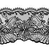 Абстрактный орнамент шнурка Стоковые Фотографии RF