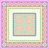 абстрактный орнамент Стоковая Фотография