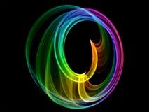 абстрактный орнамент Стоковые Изображения RF