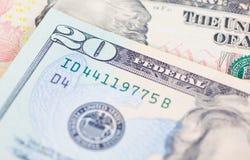 абстрактный доллар кредиток предпосылки финансовохозяйственный Стоковая Фотография