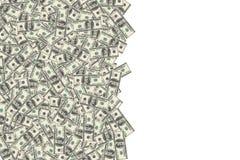 абстрактный доллар кредиток предпосылки финансовохозяйственный Стоковая Фотография RF