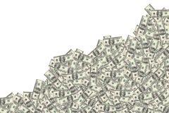 абстрактный доллар кредиток предпосылки финансовохозяйственный Стоковое Фото