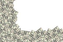 абстрактный доллар кредиток предпосылки финансовохозяйственный Стоковые Фото