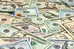 абстрактный доллар кредиток предпосылки финансовохозяйственный Стоковое фото RF