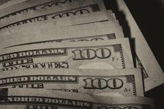 абстрактный доллар кредиток предпосылки финансовохозяйственный Стоковое Изображение RF