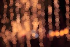 Абстрактный пинк освещает предпосылку рождества Стоковое Фото