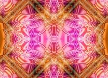 абстрактный пинк предпосылки Стоковая Фотография RF