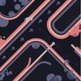 абстрактный план конструкции Стоковое Фото