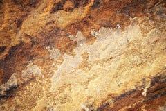 Абстрактный поверхностный камень песчаника Стоковое фото RF