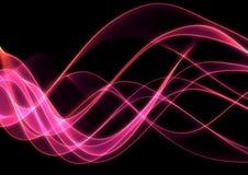 абстрактный пожар предпосылки Стоковая Фотография RF