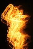 абстрактный пожар стоковое фото rf