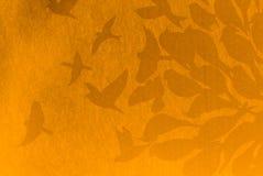 абстрактный помеец птицы предпосылки Стоковое Фото