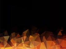 абстрактный помеец черноты предпосылки бесплатная иллюстрация