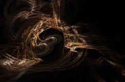 абстрактный помеец Стоковые Изображения