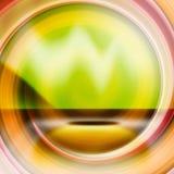 абстрактный померанцовый красный цвет Стоковое Изображение