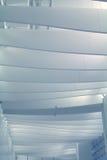 абстрактный потолок волнистый Стоковые Фото