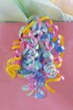 абстрактный подарок мешка Стоковые Фотографии RF