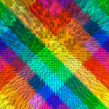 абстрактный полигон предпосылки Стоковые Фотографии RF