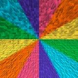 абстрактный полигон предпосылки Стоковое Изображение RF