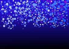 абстрактный праздник предпосылки Стоковое Изображение RF