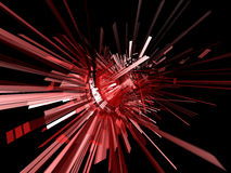 абстрактный предмет Стоковое Фото