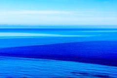 Абстрактный прилив моря Стоковое Изображение