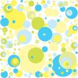 абстрактный пузырь предпосылки Стоковая Фотография RF