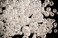 Абстрактный пузырь Стоковое Изображение