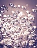 Абстрактный пузырь Стоковые Фото