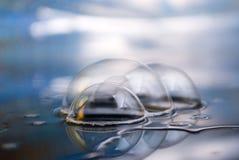 абстрактный пузырь scene15 мылкий Стоковое Изображение RF