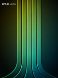 абстрактный путь предпосылки Стоковые Фотографии RF