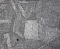 абстрактный ребенок 2 рисуя старый год Стоковая Фотография
