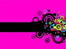 абстрактный ретро тип Стоковая Фотография RF