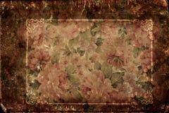 абстрактный сбор винограда предпосылки стоковая фотография rf