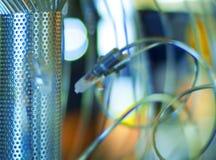 абстрактный светильник самомоднейший Стоковое Фото