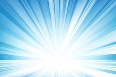 Абстрактный свет - голубые предпосылка, вектор и иллюстрация стоковые фотографии rf